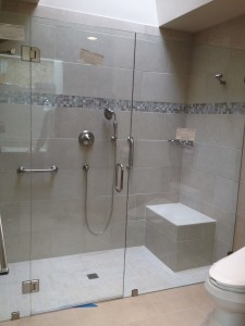 Glass Showers Palm Desert