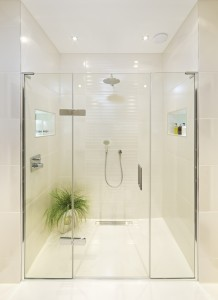 Shower Doors in Palm Springs by Macklin Glass & Mirror